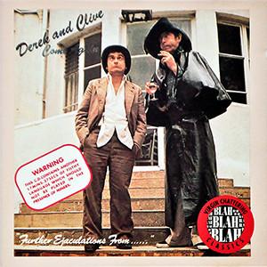 Derek & Clive: Come Again original soundtrack