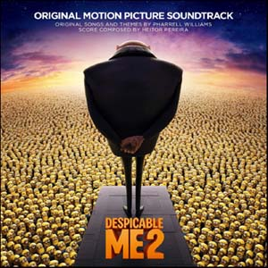 Despicable Me 2 original soundtrack