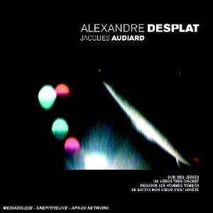 Desplat: Jacques Audiard original soundtrack