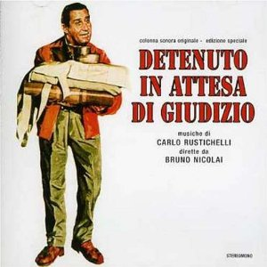 Detenuto in Attesa di Giudizio original soundtrack