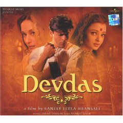 Devdas original soundtrack