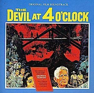 Devil at 4 o'clock original soundtrack