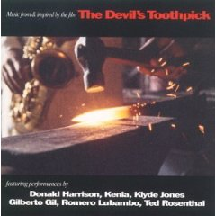 Devil's Toothpick original soundtrack