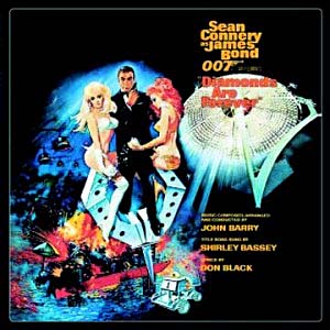 Diamonds are Forever original soundtrack