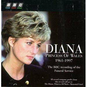 Diana Princess of Wales Funeral Service original soundtrack