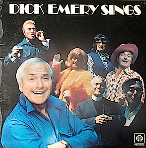Dick EmerySings original soundtrack