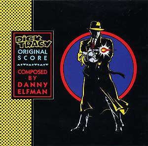 Dick Tracy original soundtrack