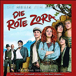 Die Rote Zora original soundtrack