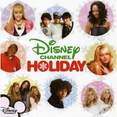 Disney Channel Holiday original soundtrack