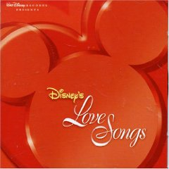 Disney Love Songs original soundtrack