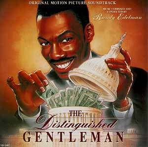 Distinguished Gentleman original soundtrack