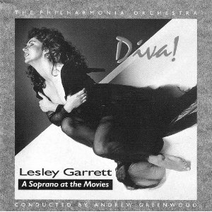 Diva! Lesley Garrett at the Movies original soundtrack