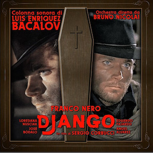 Django original soundtrack