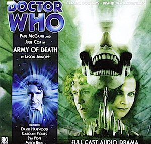 Doctor Who: Army of Death original soundtrack