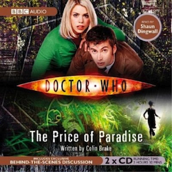 Doctor Who: The Price of Paradise original soundtrack