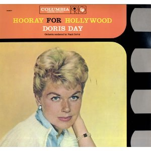 Doris Day: Hooray For Hollywood Vol. 1 & 2 original soundtrack