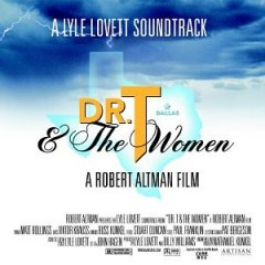 Dr. T & the Women original soundtrack