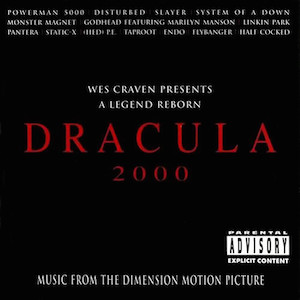 Dracula 2000 original soundtrack