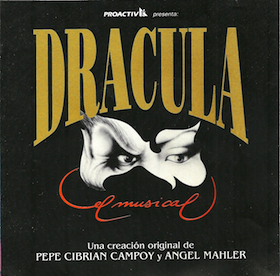 Dracula: El Musical original soundtrack
