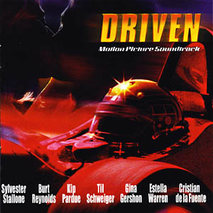 Driven original soundtrack