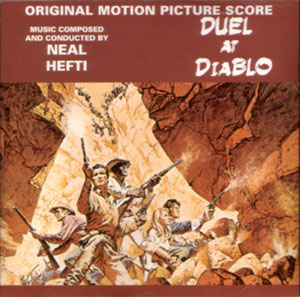 Duel at Diablo original soundtrack