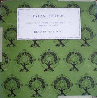 Dylan Thomas: Selections vol.1 original soundtrack