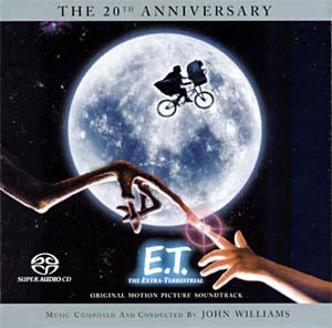 E.T.  20th anniversary original soundtrack
