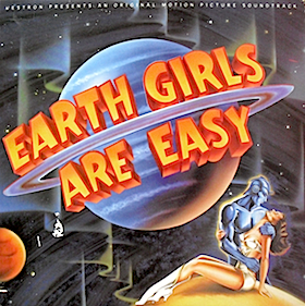 Earth Girls Are Easy original soundtrack
