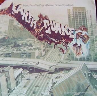 Earthquake original soundtrack