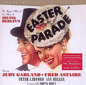 Easter Parade original soundtrack