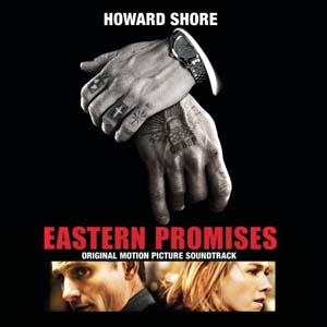 Eastern Promises original soundtrack