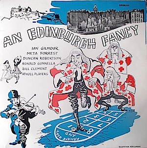 Edinburgh Fancy original soundtrack