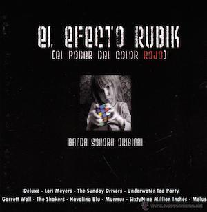 Efecto Rubik (el poder del color rojo) original soundtrack