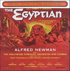 Egyptian original soundtrack