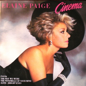 Elaine Paige; Cinema original soundtrack