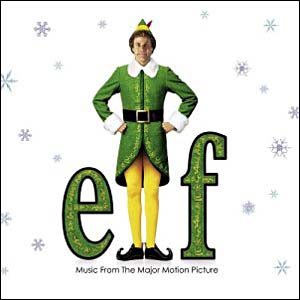 Elf original soundtrack