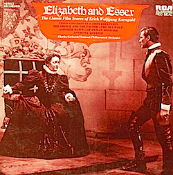 Elizabeth And Essex: The Classic Film Scores Of Erich Wolfgang Korngold original soundtrack