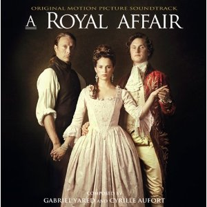 En Kongelig Affære (A Royal Affair) original soundtrack