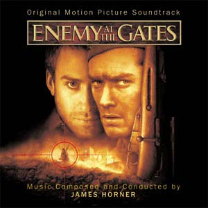 Enemy at the Gates original soundtrack