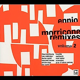 Ennio Morricone Remixes Vol.2 original soundtrack