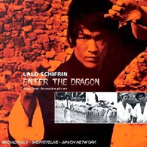 Enter the Dragon original soundtrack