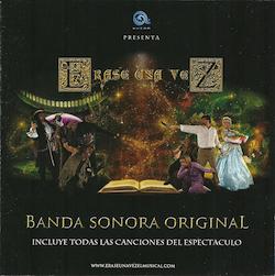 Erase Una Vez original soundtrack