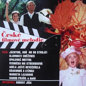 České Filmové Melodie original soundtrack