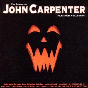 Essential John Carpenter Film Music Collection original soundtrack