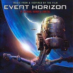 Event Horizon original soundtrack