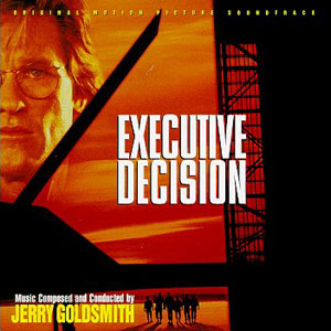 Executive Decision original soundtrack