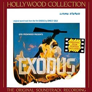 Exodus original soundtrack