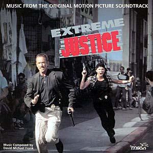 Extreme Justice original soundtrack