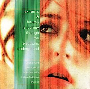 Extremis & Future: Gillian Anderson & HAL original soundtrack