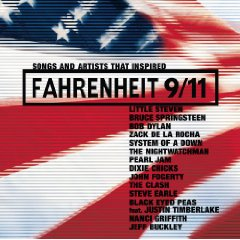 fahrenheit 9/11, songs that inspired original soundtrack